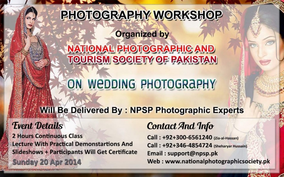 04.-Photography-Workshop-In-Lahore-Pakistan-On-Wedding-Photography