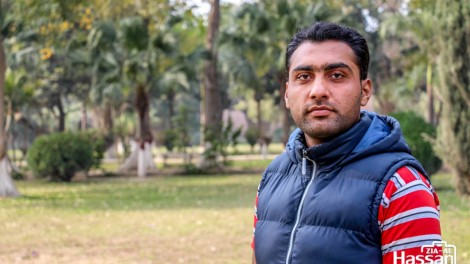 Usman Photos In Iqbal Park Pir Mahal